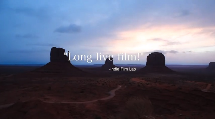 long live film by indie film lab